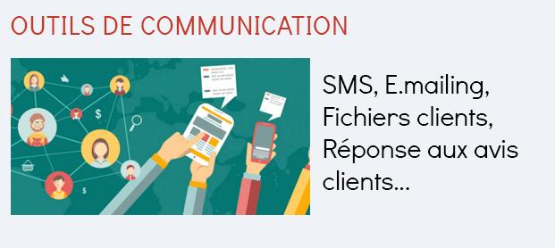 Retrouvez l'ensemble des outils de communication mis à votre disposition